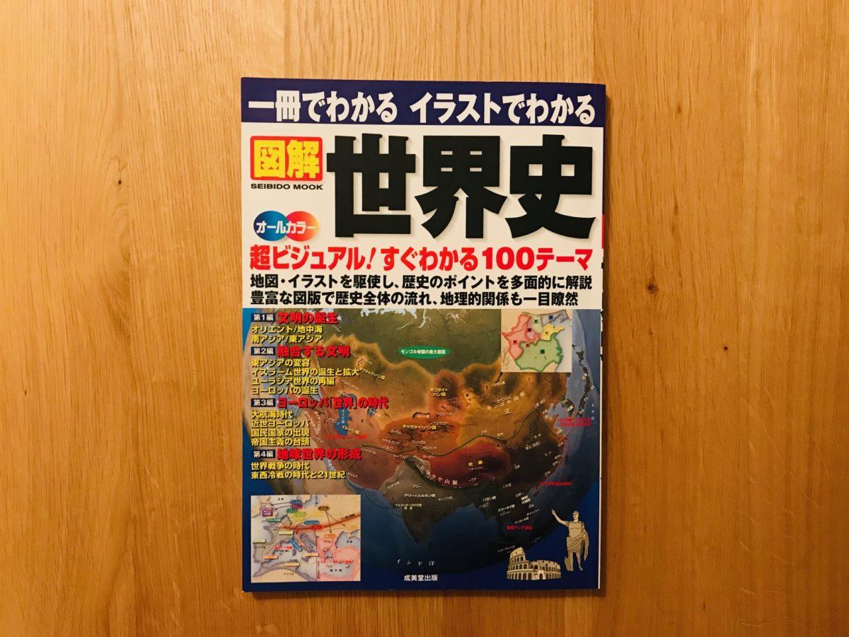 1冊でわかる世界史の本
