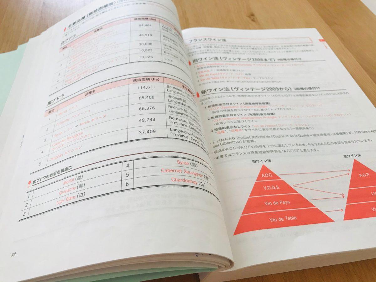 2019年度ソムリエ試験対策講座の中身